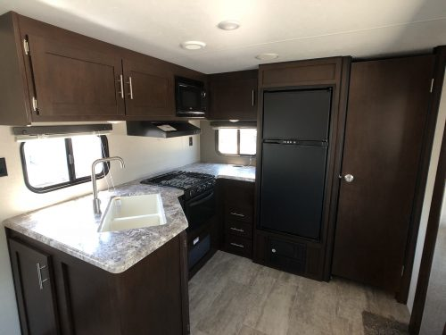 2019-KZ-Sportsmen-LE-291RKLE-Rear-Kitchen