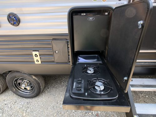 2019-cherokee-274DBH-Outside-mini-kitchen