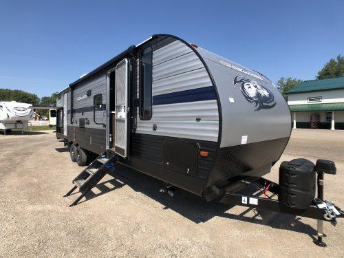 2019-Cherokee-294BH-Bunk-Room-Outside-Kithchen-Travel-Trailer