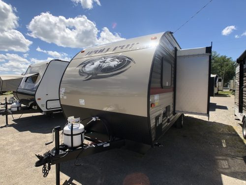 2019-Wolf-Pup-18TO-Light-Weigth-Travel-Trailer