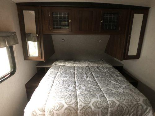 2019-Wilderness-2500RL-Master-Bedroom