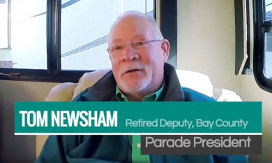 06 – I couldn't believe what they did! Michigan RV Dealer Feedback from Parade President