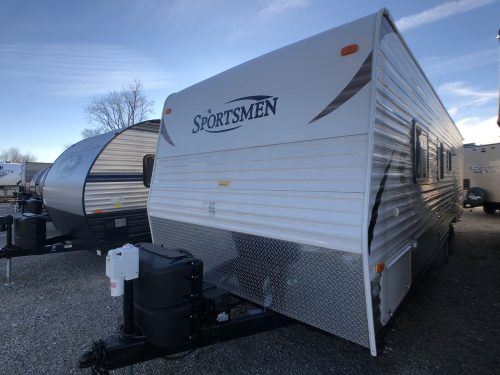 27ft-bunk-house-used-travel-trailer
