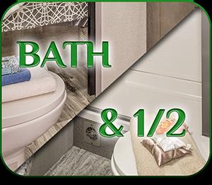 Bath & 1/2