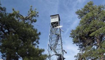 Grandview Lookout Tower, Arizona.